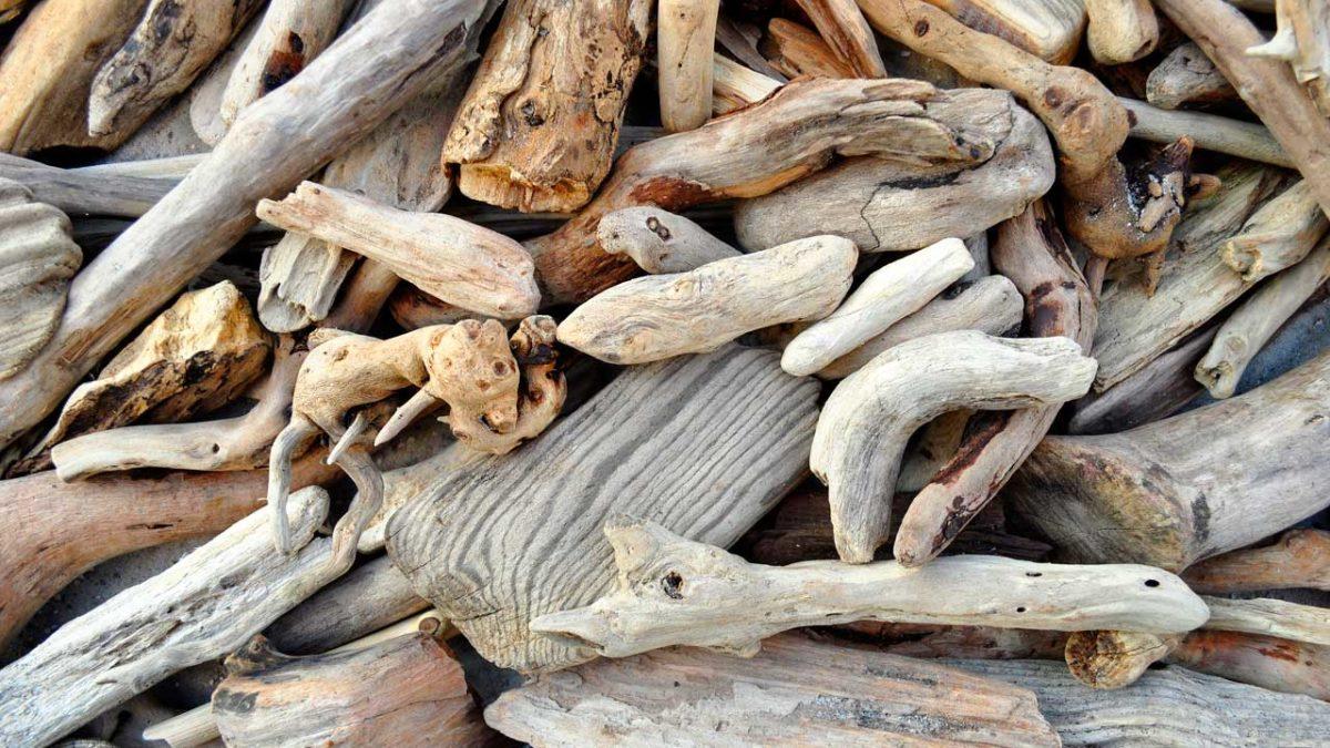 Comment faire du bois flotté maison ?