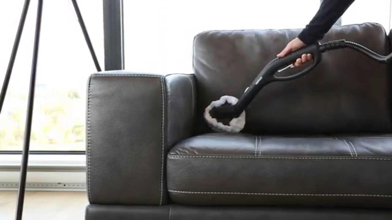 comment nettoyer canapé en cuir