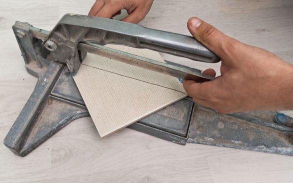 outils couper du carrelage