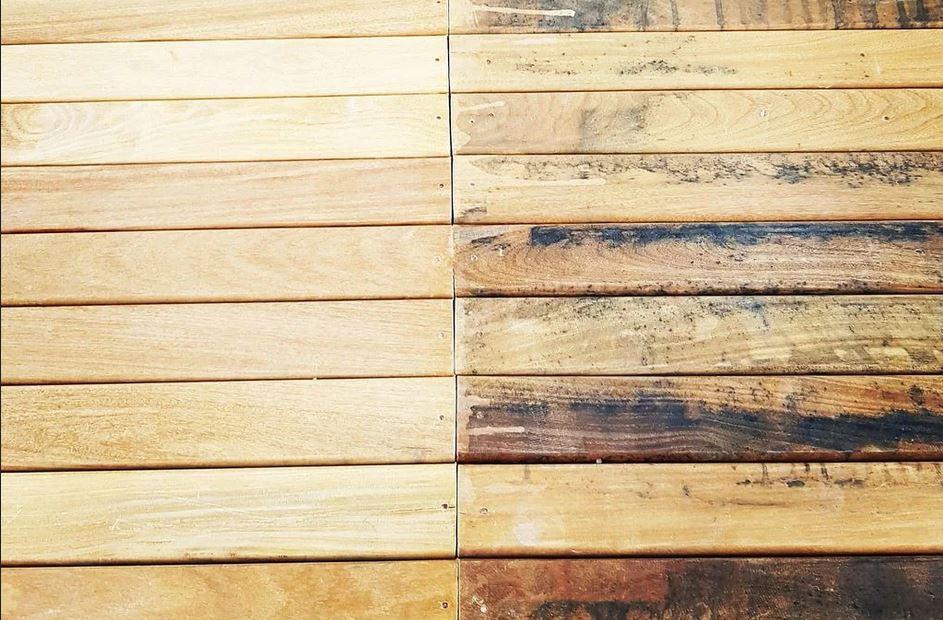 Comment utiliser l'acide oxalique pour blanchir du bois ?