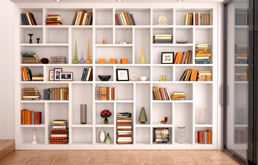 Comment aménager un mur en bibliothèque sur-mesure : nos conseils