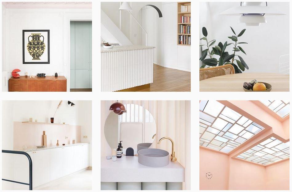 Les réseaux sociaux, source d'inspiration pour décorer sa maison