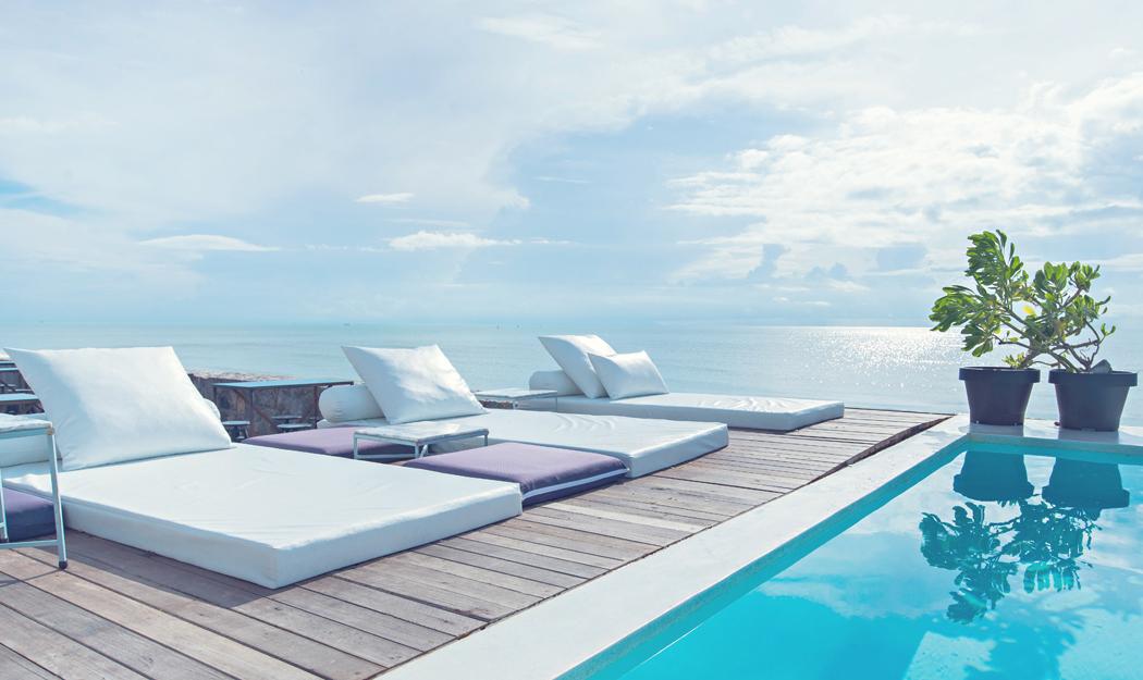 Installer une mini piscine chez soi: de nombreux avantages
