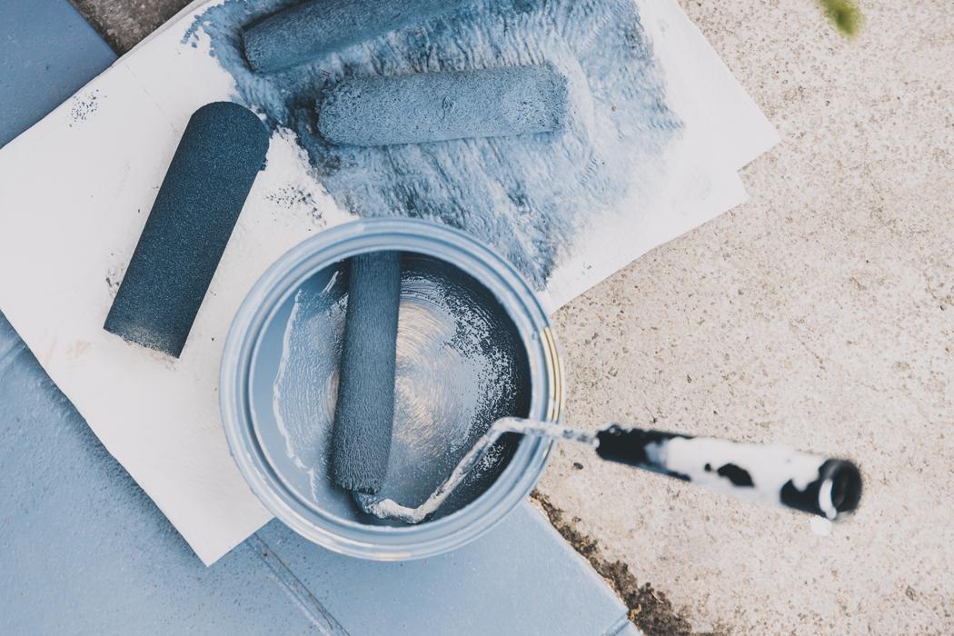 Comment nettoyer des taches de peinture sur un carrelage