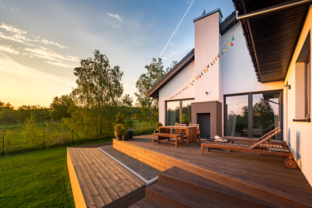 Quel matériau choisir pour une terrasse
