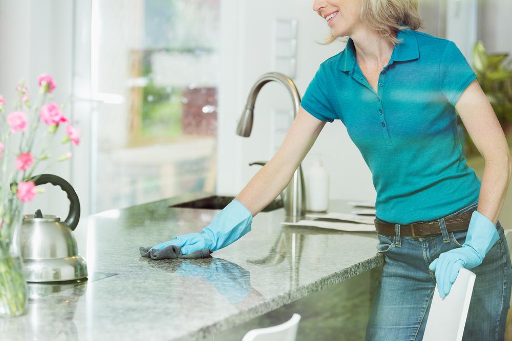 Comment nettoyer le marbre sans l'abîmer?