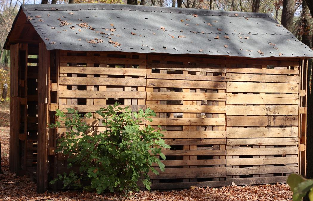 DIY : comment fabriquer une cabane en palette ?