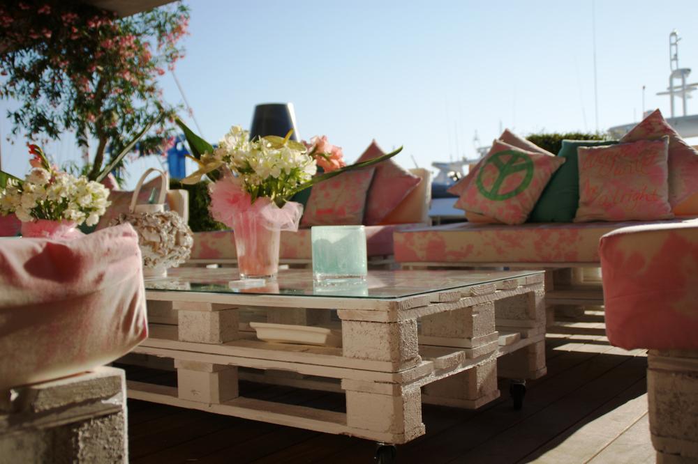 Comment faire une terrasse en palette?