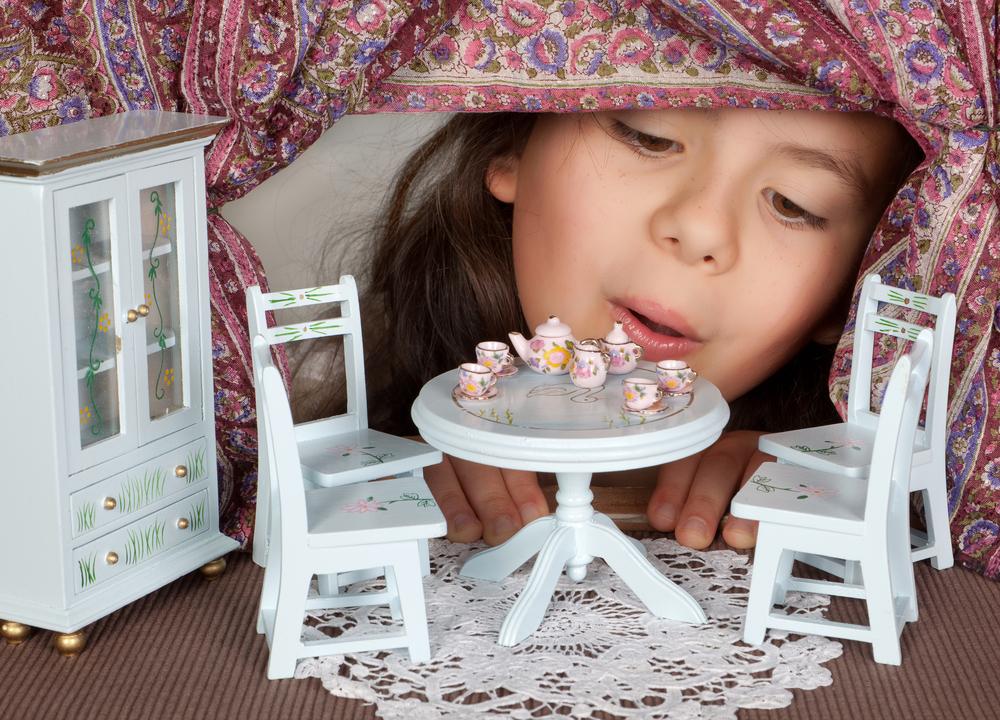 fabriquer maison de poupées
