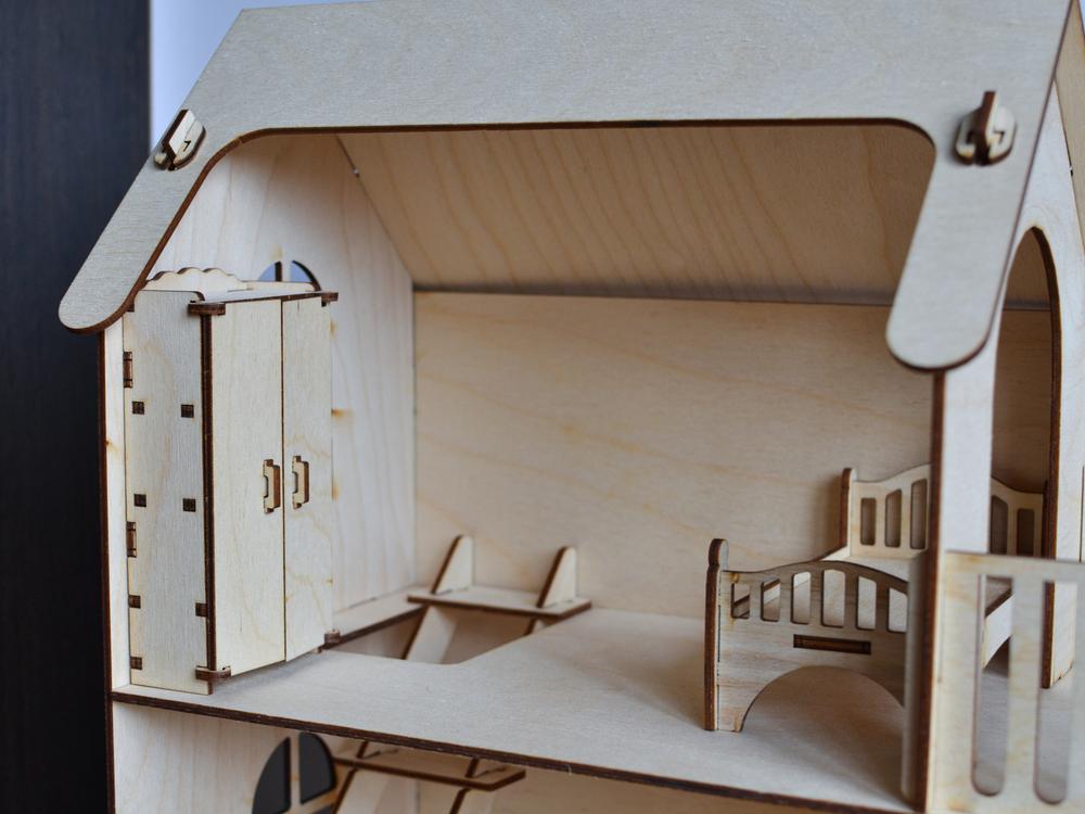 faire une maison de poupée