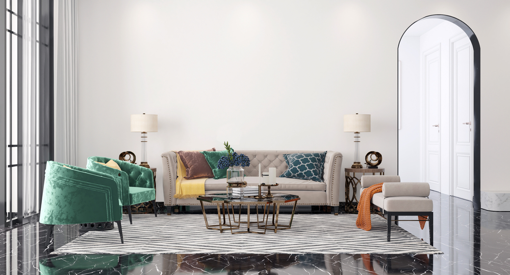 meubler intérieur design