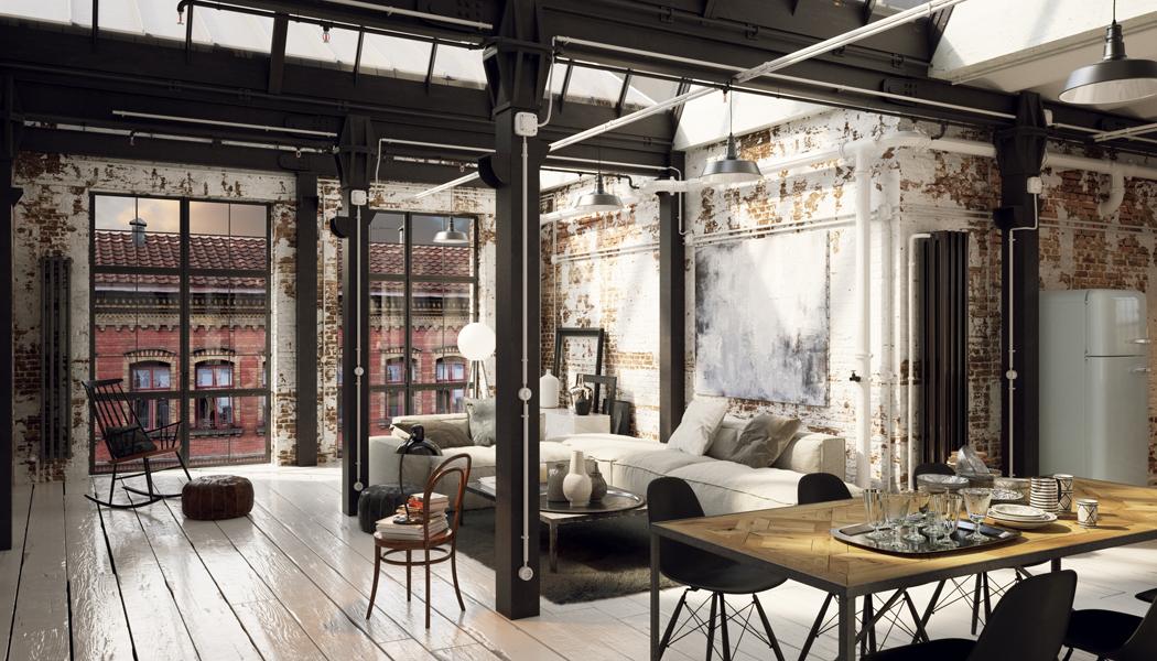 Quelle décoration pour un style industriel ?