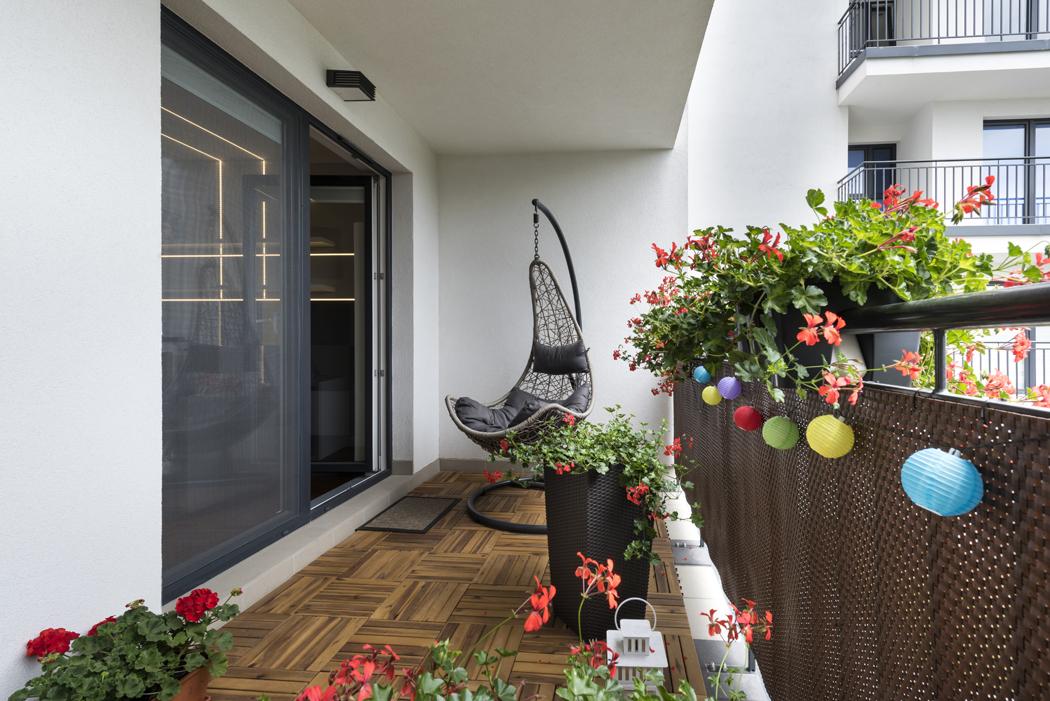Comment aménager un balcon en ville?
