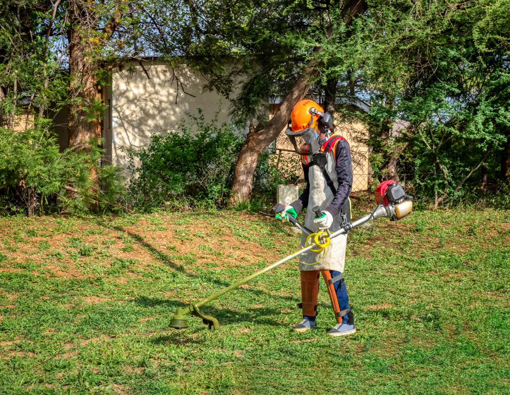 bricoler et jardiner vetement de travail