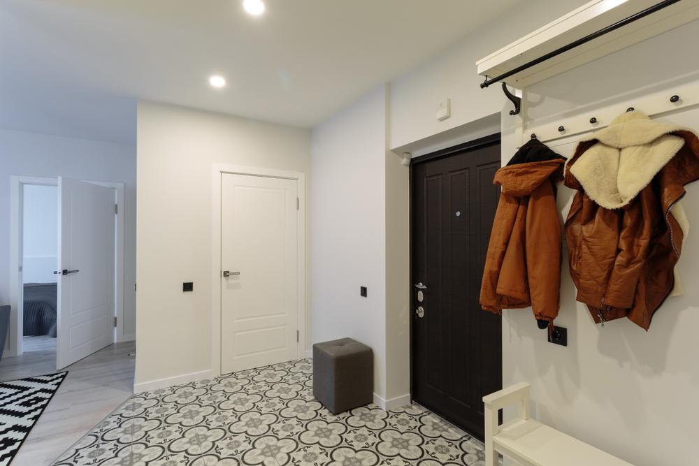 4 conseils pour aménager un vestiaire dans son entrée