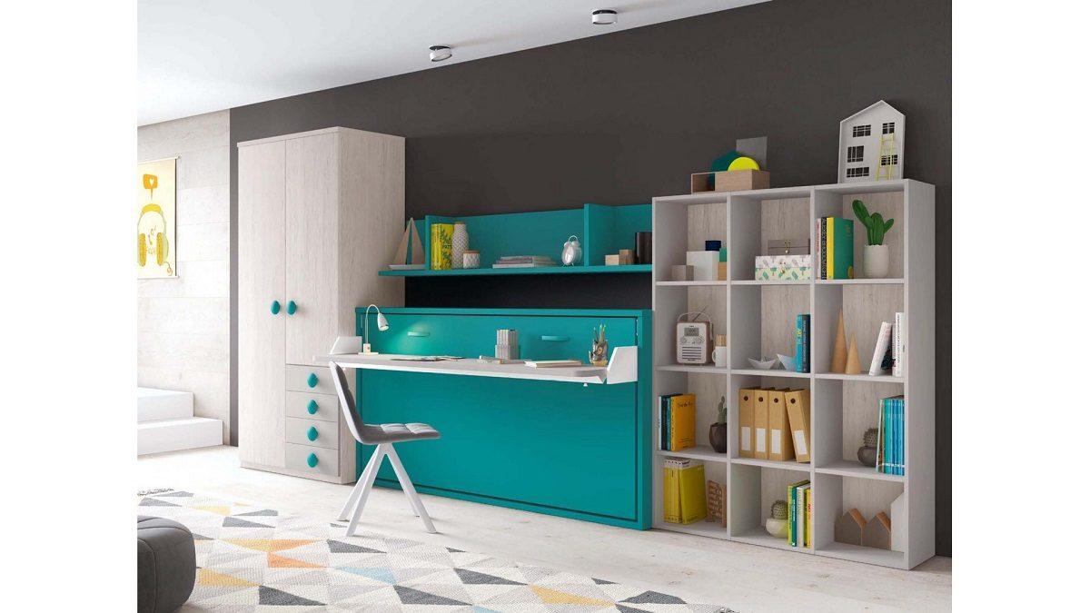 Le mobilier escamotable : gain de place et praticité