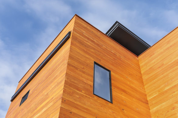 surélévation maison bois