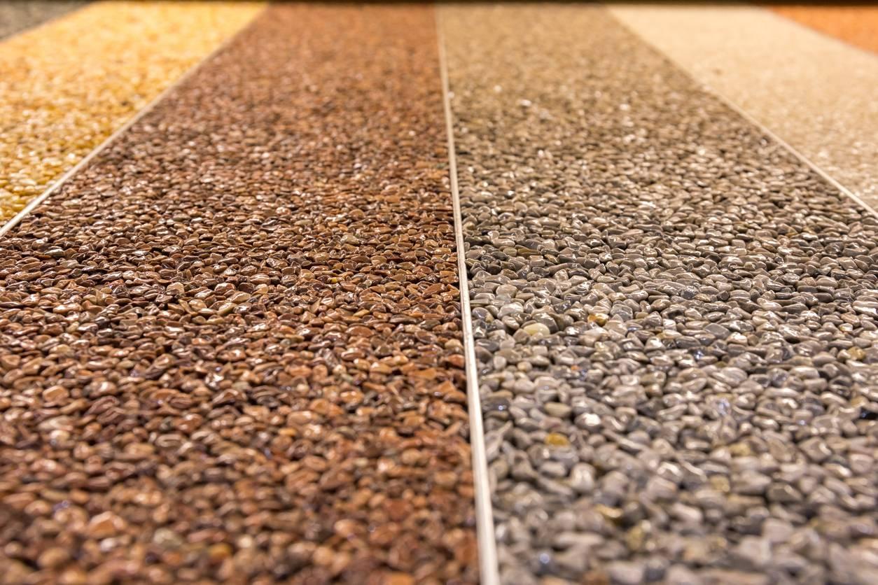 Quel revêtement de sol antidérapant et carrossable choisir ?