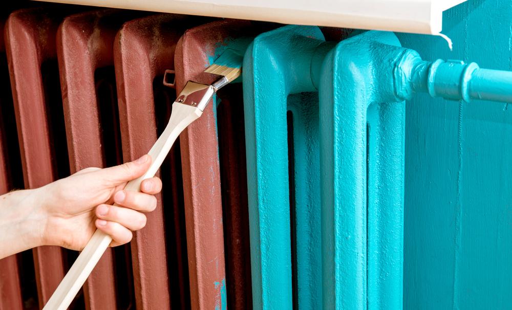 cacher un radiateur