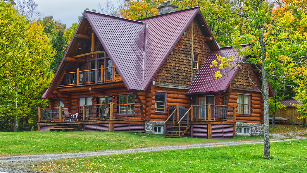 Pourquoi les maisons canadiennes en bois nous font tant rêver ?