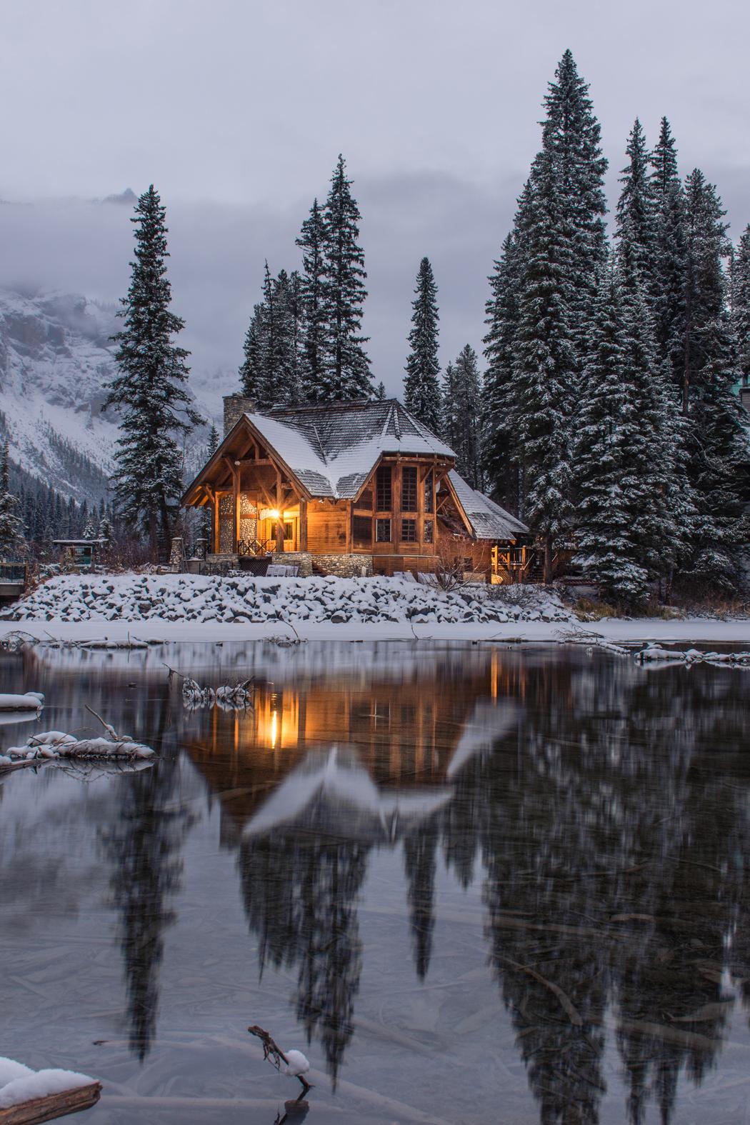 maison en bois canadienne (2)