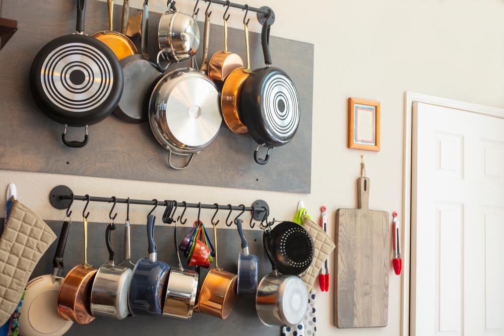 rangements pour une cuisine