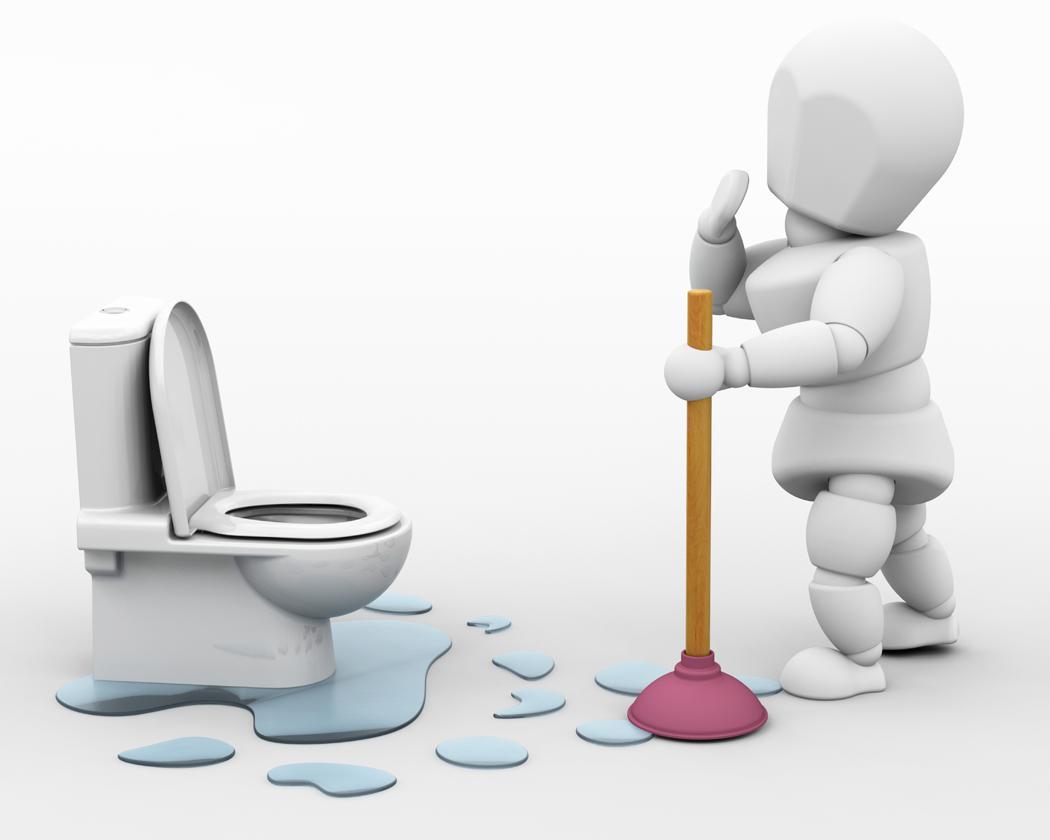 fuite sur les wc comment réparer